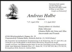 Andreas Halbe